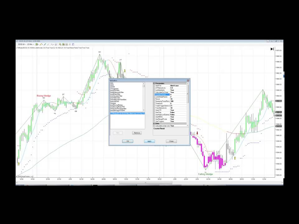 Open Source Forex Trading Robot - 2rosy