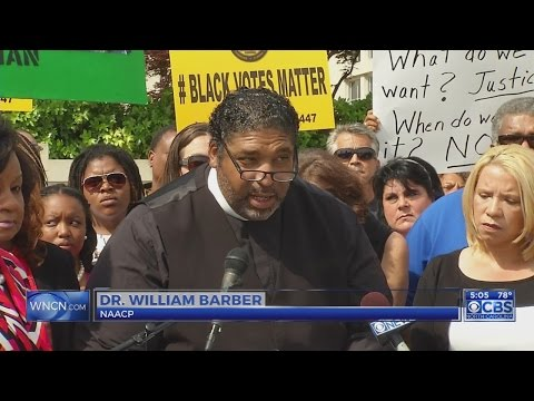 NC NAACP wants federal probe in Harnett County