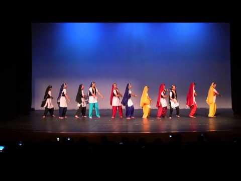 South Asian Culture Show - SACS 2013 Bhangra