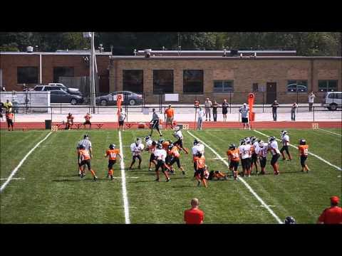 2014 5th Grade Jaguar JFL Football Highlights