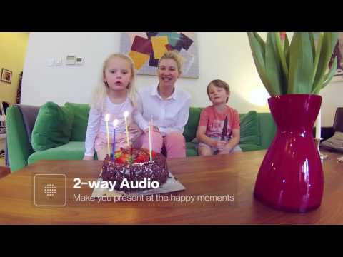 YI Home Camera 2 UAE Official Video New Features