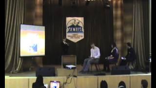Уроки импровизация, урок 1 - XI конкурс педагогического мастерства УГПИ 2010 год