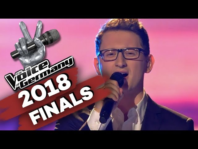 Roger Cicero - In diesem Moment (Samuel Rösch) | The Voice of Germany | Finale