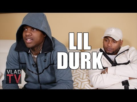 Lil Durk on Rap Beefs: If There's No Blood Spilled, It's Nothing