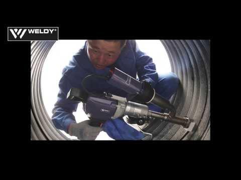WELDY hand extrusion welder booster EX2