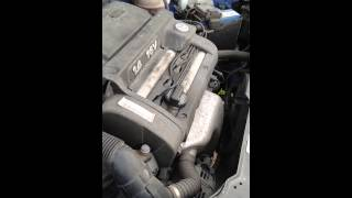 VW Lupo 1.4 16v noisy tappets part 1