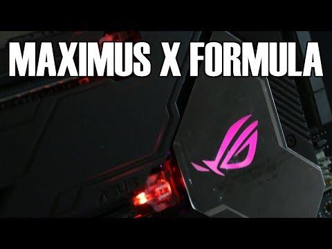 Asus ROG Maximus X Formula Review