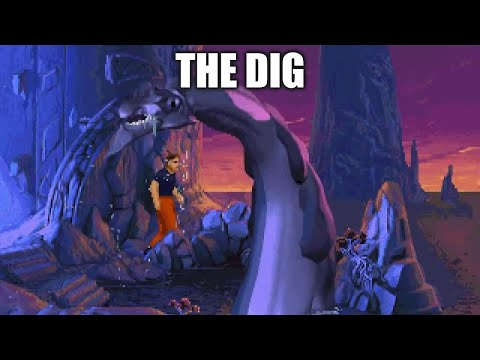 The Dig playthrough