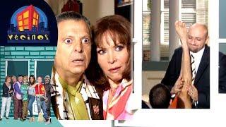 Vecinos, capítulo 10: ¿Luis y Pedro son pareja? | Temporada 1 | Distrito Comedia