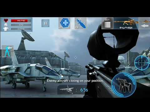 Enemy Strike - Android Gameplay