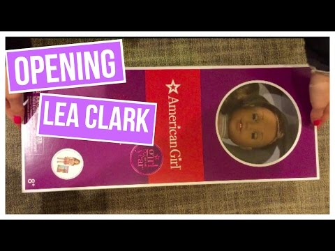 opening american girl doll lea clark goty 2016 youtube2092323 Buy Steampunk Outfit #21