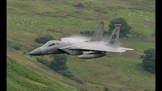 F15's Mach Loop 7th July 2017.