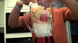 Ice Cream Smoothie - How to Make a Delicious Fruit Smoothie