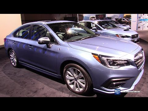 2018 Subaru Legacy 50th Anniversary Edition - Exterior Interior Walkaround - 2018 Chicago Auto Show