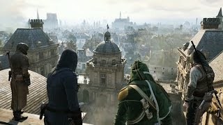 Assassin's Creed Unity on Sapphire R9 270, high settings, 1080p