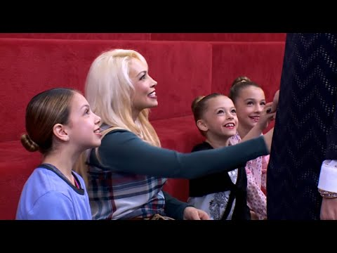 The Quinn Sisters Arrive on Dance Moms (Seasons 6 Episode 11)