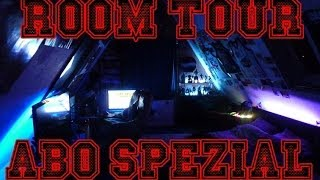 Mein Zockerzimmer / Room Tour / Abospezial