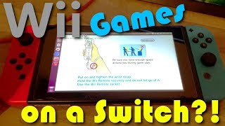 Playing Wii Games on Switch?! It's possible!