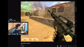 SHROUD WATCHES Videos Hę Made When 11 Years Old (Counter Strike 1.6 and WoW)