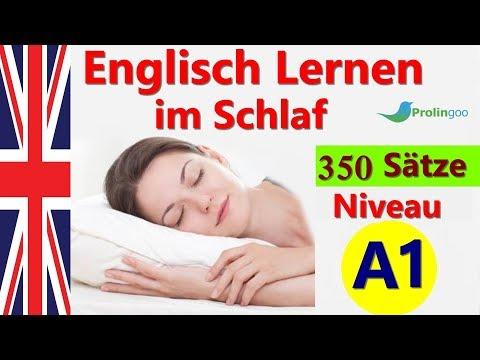 Englisch Lernen Im Schlaf | Die Wichtigsten Englisch Sätze Und Wörter | #Prolingoo_German