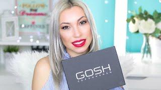 Тестируем новинки косметики Gosh | Макияж | бюджетная косметика