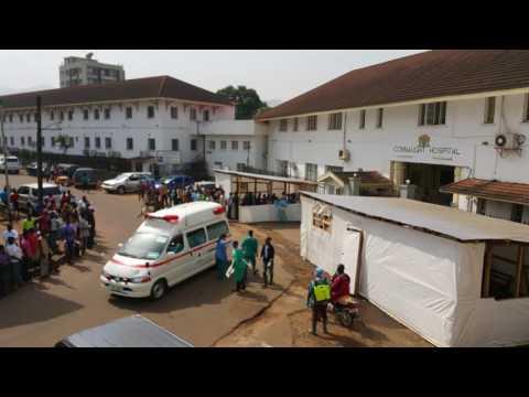 Connaught Hospital Mortuary Saga