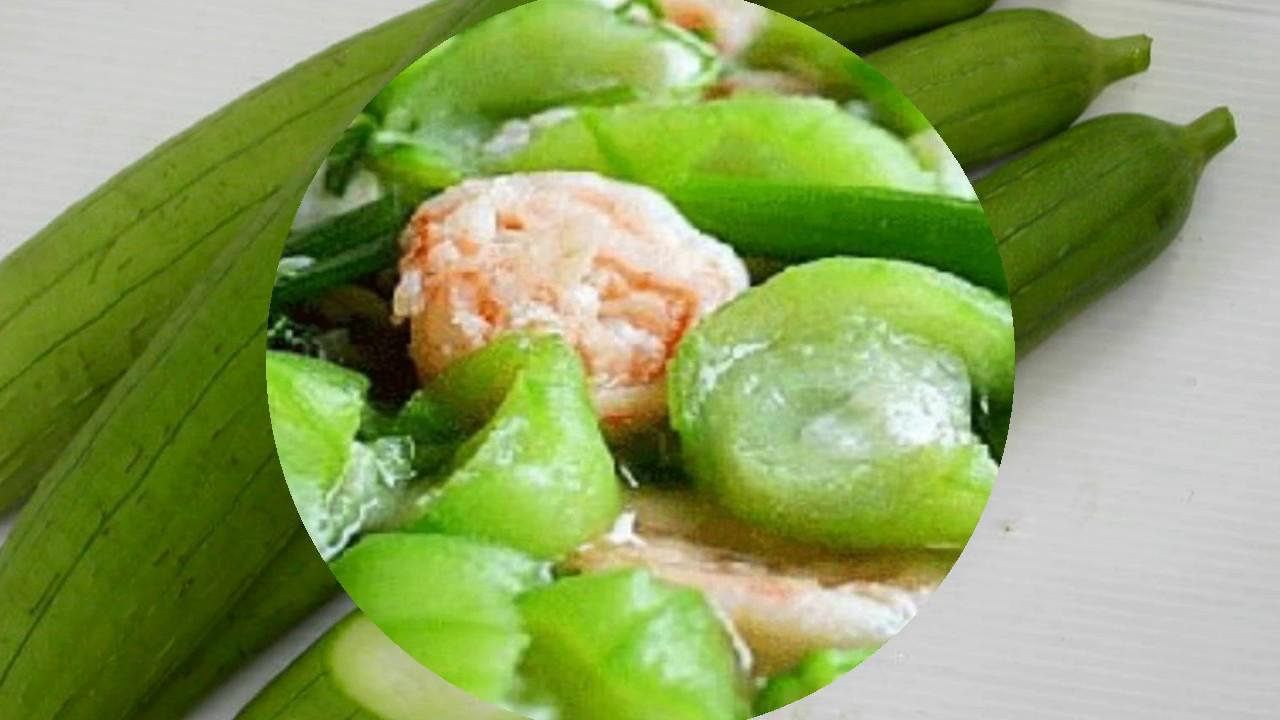 Nấu canh mướp ăn thường xuyên, vừa ngon mà chữa được bệnh cho cả nhà!