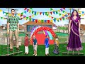 डेकोरेशन Decoration Wala Funny Video हिंदी कहानियां Hindi Kahaniya Panchtantra Stories Fairy Tales