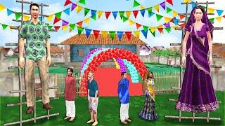 डेकोरेशन Decoration Wala Funny Video हिंदी कहानियां Hindi Kahaniya Panchtantra Stories Fairy Tales