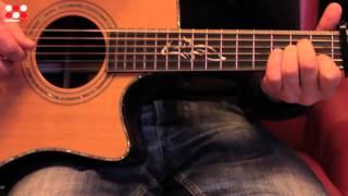 Аккорды - Mot feat. Dimaestro - Талисман (как играть песню, видеоурок)