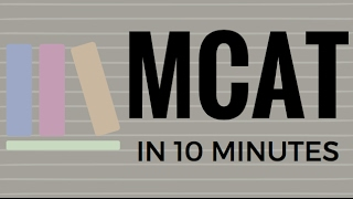 Download THE MCAT SUMMARIZED IN 10 MINUTES (TIPS & TRICKS!)