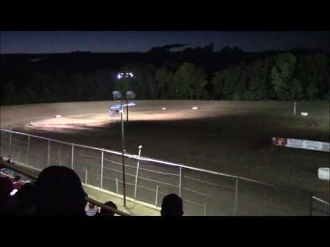 Butler Motor Speedway FWD Heat #2 9/10/16