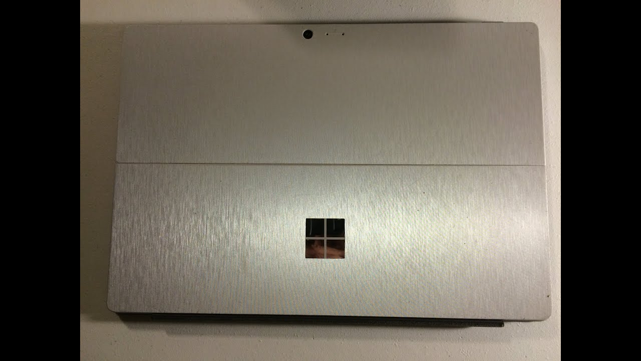 Sopiguard Skin For Surface Pro 4 Review Youtube