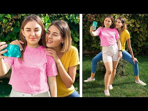 16 Masalah Gadis Pendek VS Gadis Tinggi