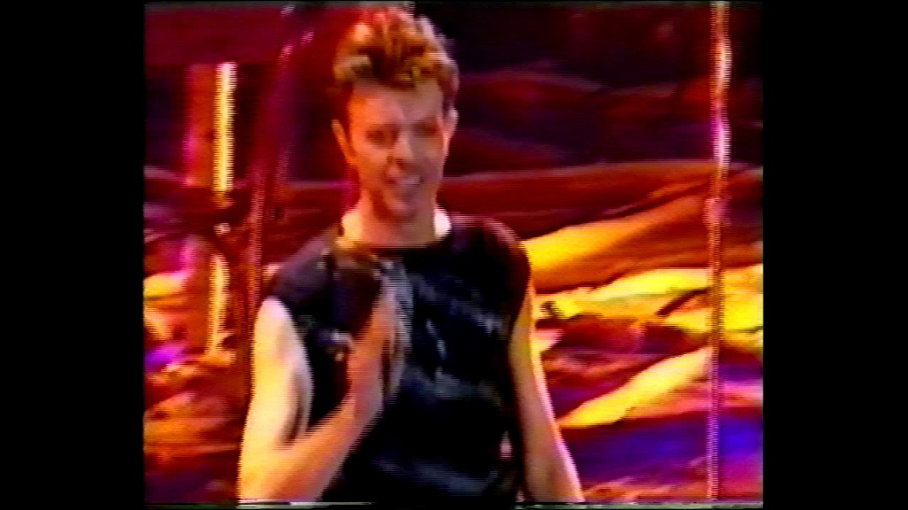 David Bowie-boys Were Swinging Video