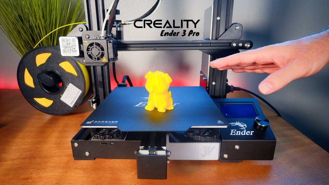 image about Ender 3 Printable Upgrades titled Creality Ender 3 Specialist - 3D Printer - Updates Fixes