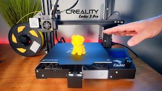 Creality Ender 3 Pro - 3D Printer - Upgrades & Fixes