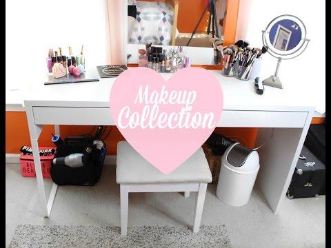 Makeup Collection/ Vanity Tour