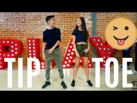"Nicole Laeno | "" Tip Toe "" - Jason Derulo | Choreography by Guy Groove"