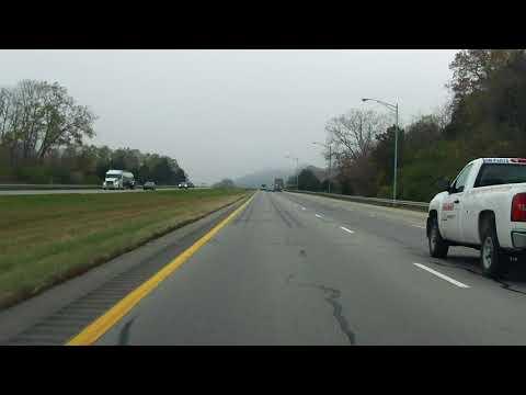 Interstate 74 - Indiana (Exit 169) westbound