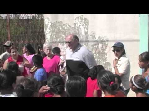 Mexico School Scholarship Short