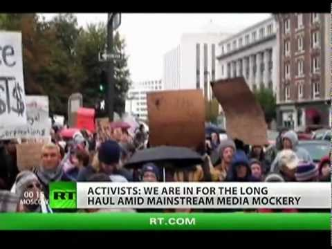 The signs of Occupy Wall Street