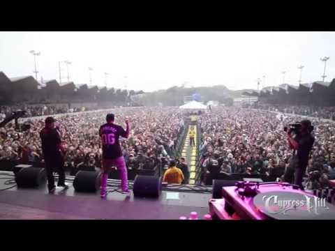 Cypress Hill Live at California Roots Festival 2015