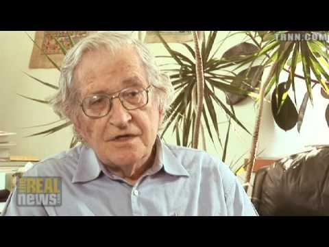 Chomsky on the economy