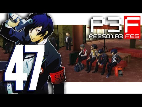 PERSONA 3 - Travelling to Kyoto with Friends - episode 47 [The Journey]