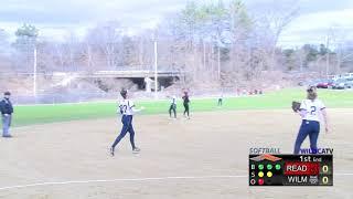 WHS Softball vs. Reading