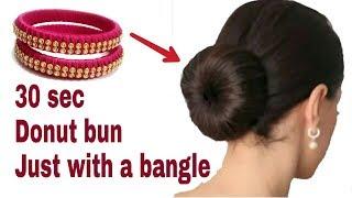 Bun hair videos Tamil xxxn