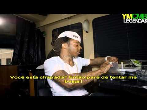 N.O.R.E Feat Lil' Wayne, Ja Rule & Birdman - She Tried Remix Legendado