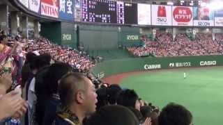 2013年5月26日(日) 東京ドーム 読売VSオリックス オリックスバファロー...