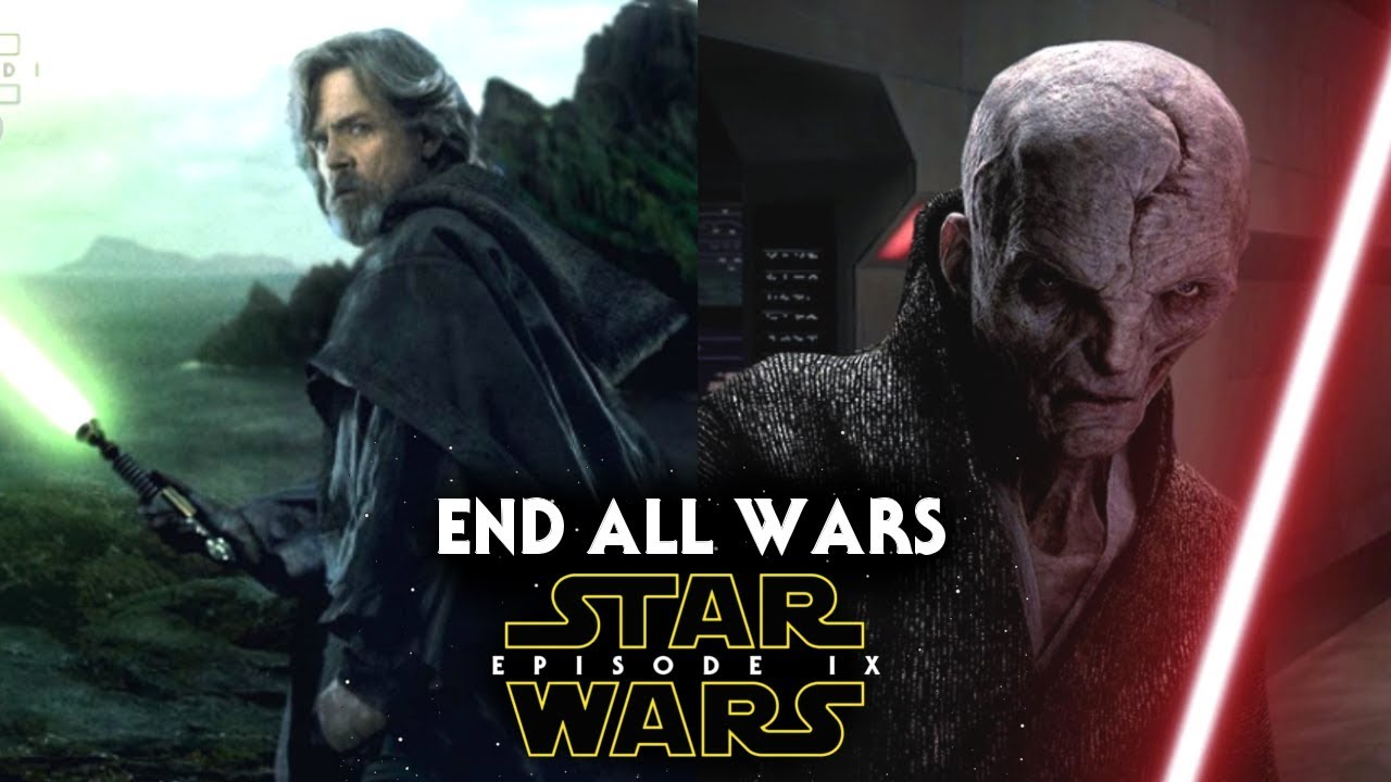 Star Wars Episode 9 Exciting News – The War To End All Wars & More!